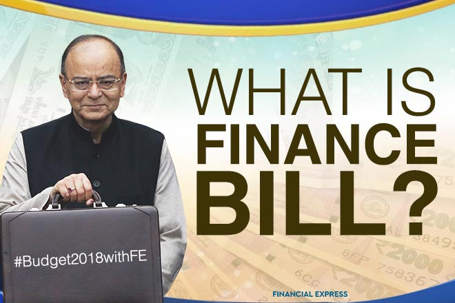 What is a Finance Bill after Budget 2018