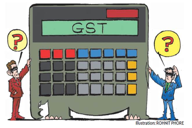 GST, gst news, GSTR 3B,Nandan Nilekani,GST Council,GSTR-3B,RCM,ITC,Ajay Bhushan Pandey,AMRG associates