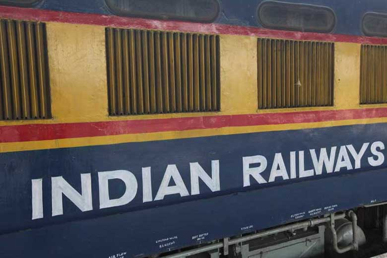 indian railways, railways project inspection by drones, railways dronesmonitoring