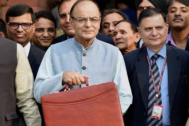 arun jaitley to present union budget 2018 on February 1