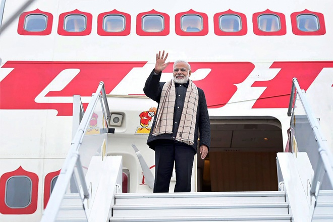 Narendra Modi davos speech praised by china