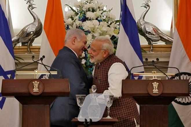 benjamin netanyahu india visit, meeiting with narendra modi benjamin netanyahu india visit, modi netanyahi, india news, israel news, netanyahu news,