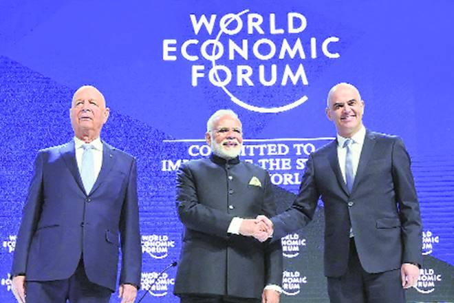 world economic forum, modi role in wef, modi message in world economic forum, world economic forum modi