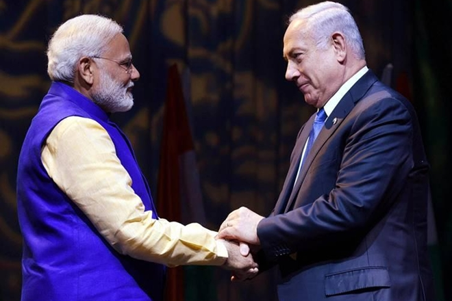 India, Israel, FTA talks, India Israel agreements, joint industrial research, Narendra Modi, Benjamin Netanyahu, oil, gas, renewable energy, cyber cooperation,  Vijay Gokhale