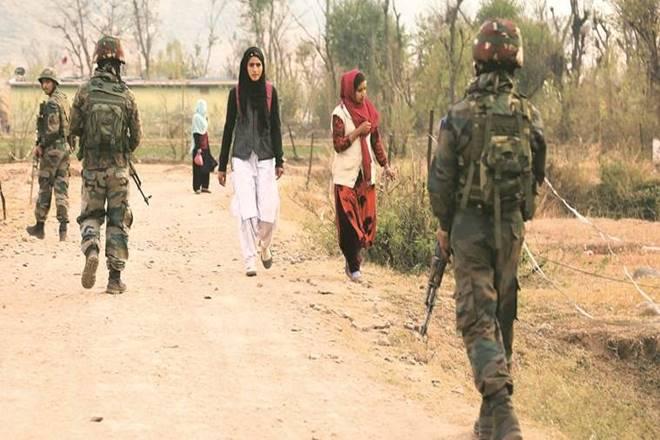 Pakistan, Live Shells, India Pakistan border