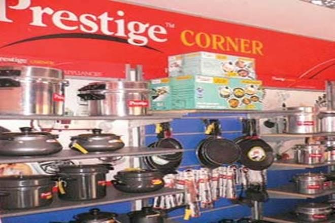 TTK Prestige,domestic revenue,Top line growth,cookware