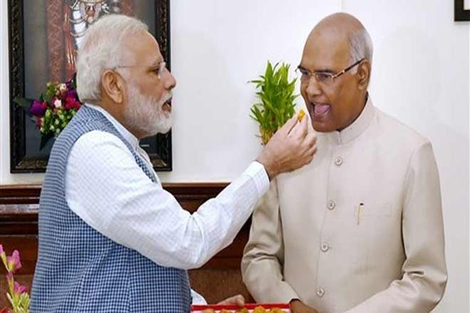 New Year greetings,Ram Nath Kovind,PM Narendra Modi,Chaitra Sukladi, Ugadi, Gudi Padava, Cheti Chand, Navreh,Sajibu Cheiraoba