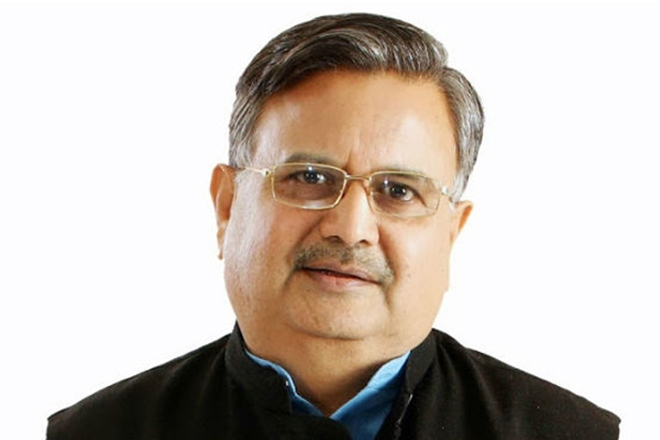 Raman Singh, Brisbane,  mining technology, Chhattisgarh, Chief Minister
