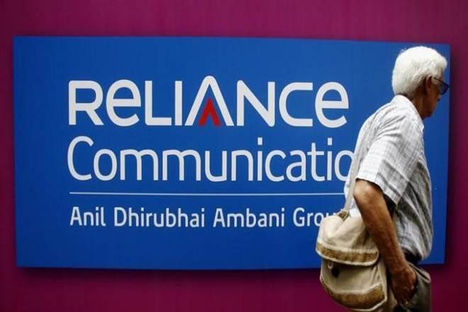 Reliance Communications,Reliance Communications total loss,Reliance Communications revenue fall,Reliance Communications turnover
