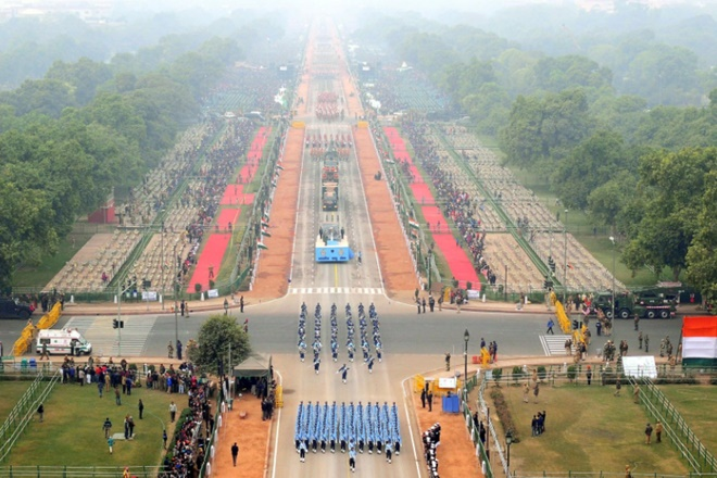 republic day images rajpath parade