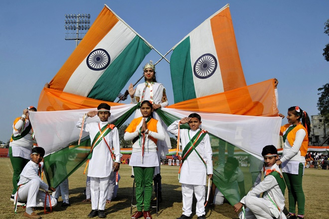 Republic day 2018 celebration