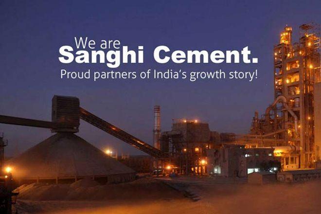 Sanghi Industries, Sanghi cement
