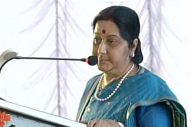sushma swaraj, ASEAN, ASEAN countries, Singapore, Dynamic ASEAN-India Partnership