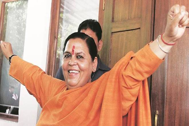 Union Minister Uma Bharti opens up on Ganga Rejuvenation, Ayodhya case, Congress and others