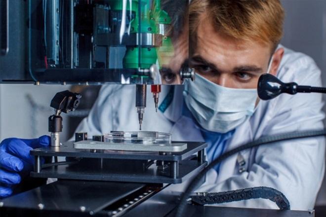 3D printing,3D printing living cells, bio engineering,Technology