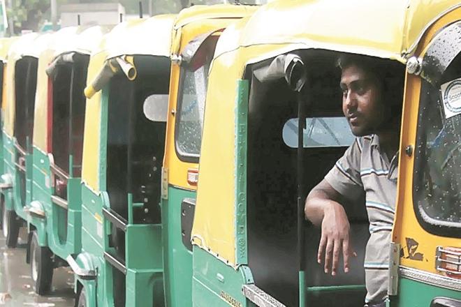 Bajaj Auto, Autorickshaws, Maharashtra, three-wheeler sale, Bajaj Autos