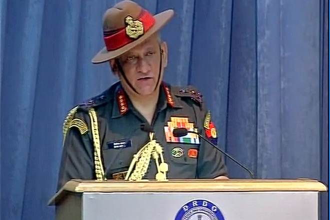 Army chief General Bipin Rawat speaks on immigration in North East from Bangladesh