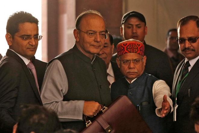 """Budget 2018: It is usual to have a plethora of expectations from the Union Budget, and a yearning for so-called """"big-bang"""" reforms and announcements. (Reuters)"""