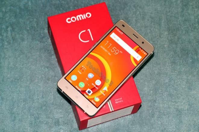 comio, comio smartphone, topwise communiucations, china, comio s1 lite, comioc2 lite