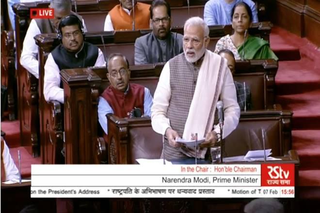 Narendra Modi LIVE: After slamming Congress in Rajya Sabha, PM Modi talks business in Rajya Sabha