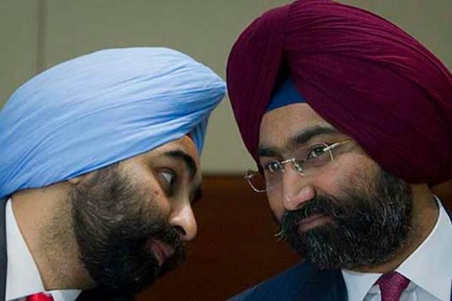 Singh brothers,Malvinder Singh,Shivinder Singh,Daiichi Sankyo Co,Delhi High Court,S&P BSE Sensex,Fortis Healthcare Ltd