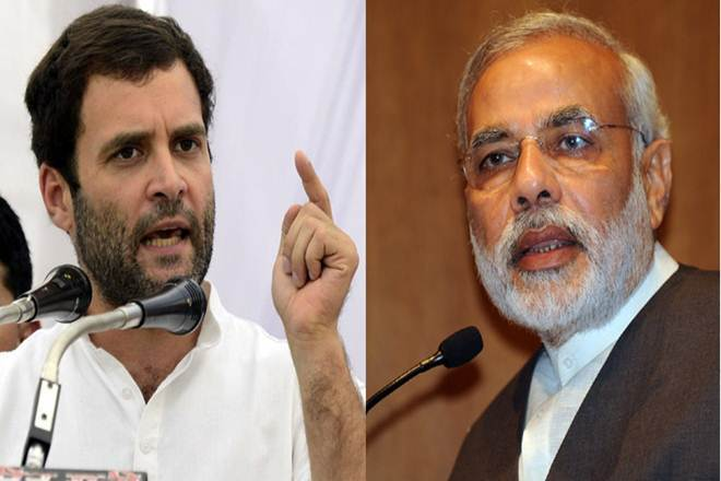 Karnataka: Rahul Gandhi attacks PM Modi