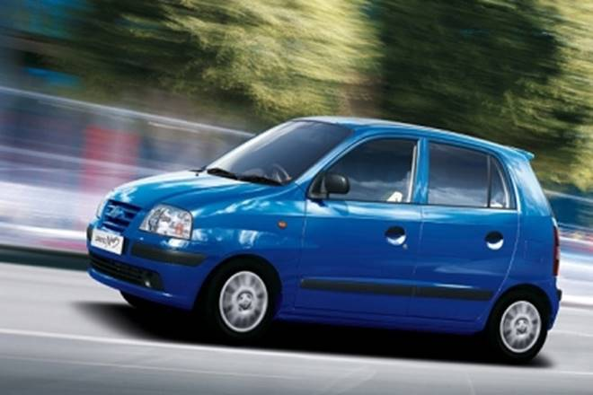 santro, santro the car that built a company, maruti udyog, MUL, hyundai