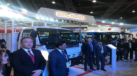 Auto Expo 2018, Auto Expo Isuzu