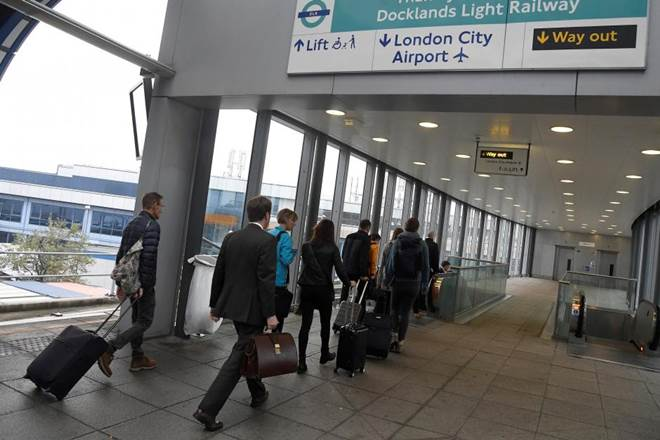 London City Airport, German World War 2, bomb, bomb found at airport
