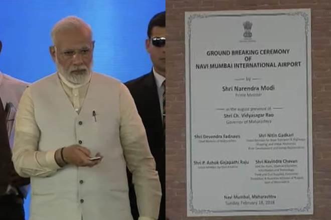 Narendra Modi, navi mumbai airport,Narendra Modi LIVE,Navi Mumbai International Airport, mumbai airport, airport inauguration, bjp, bharatiya janata party