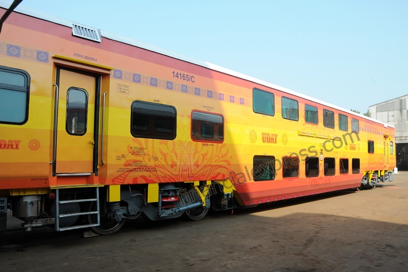 UDAY Express: This is what Indian Railways new train looks like