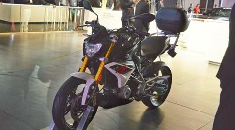 Auto Expo 2018: BMW G310R