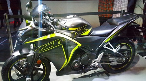 Auto Expo 2018: New Honda CBR250R