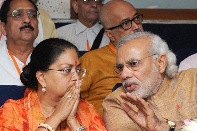 Trouble for BJP: Why Congress sweep in Rajasthan by-elections is a wake up call for Vashundhara Raje