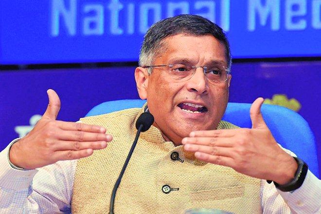 Chief economic adviser Arvind Subramanian, Arvind Subramanian, p chidambaram, economy, india, indian economy