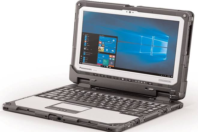 Panasonic, Panasonic Toughbook, Panasonic Toughbook CF-33, computer, Intel Core
