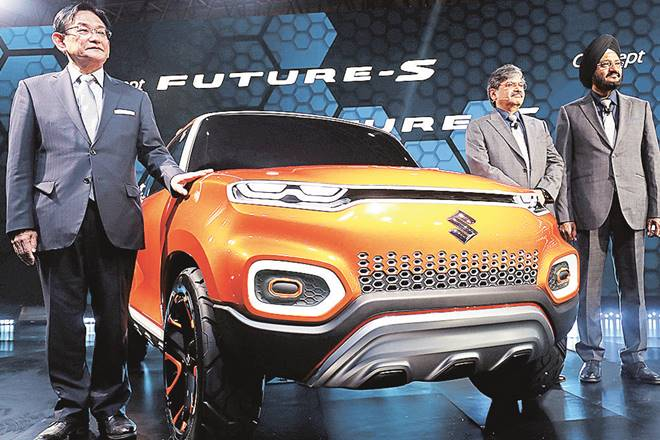 If the future is electric, the present is totally focused on compact sports utility vehicles and premium hatchbacks.