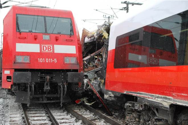 Austria train collision, Niklasdorf municipality, passenger trains, passenger trains collided in austria, rail line