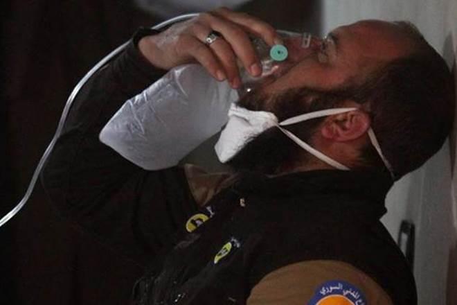 Turkey, Turkey attacks Syrian,Turkey attacks Syrian village, poison gas, Kurdish doctors