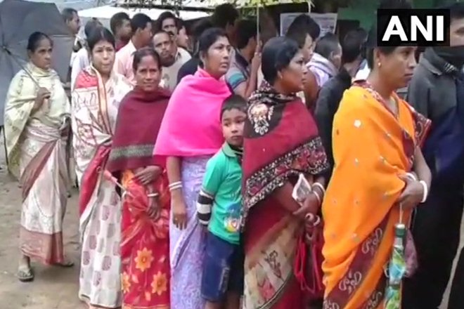 Tripura Assembly, Tripura Assembly re election, Voting, Tripura booths, CPM, Election Commision