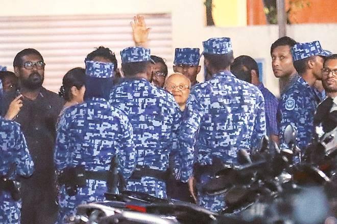 Maldives, Maldives crisis, Ex-President Abdulla Nasheed, Abdulla Nasheed, India,state of emergency,Supreme Court Chief Justice Abdulla Saeed,Supreme Court