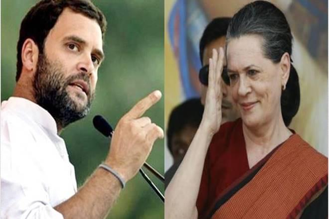 Sonia Gandhi calls Rahul Gandhi her boss