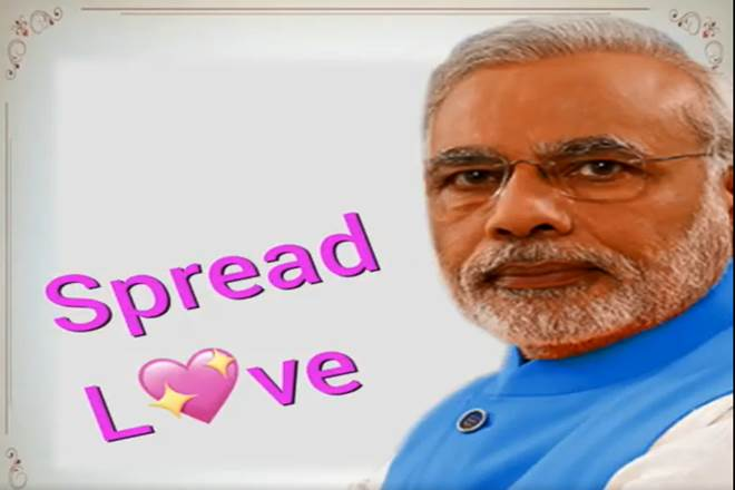 Rahul Gandhi led Congress launches Valentine's Day special attack on Prime Minister Narendra Modi
