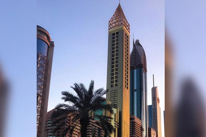 dubai, dubai tallest hotel, world's tallest hotel, tallest hotel in world, tallest hotel in india, biggest hotel in the world, largest hotel in the world, dubai tallest hotel ever, dubai new hotel, Gevora Hotel