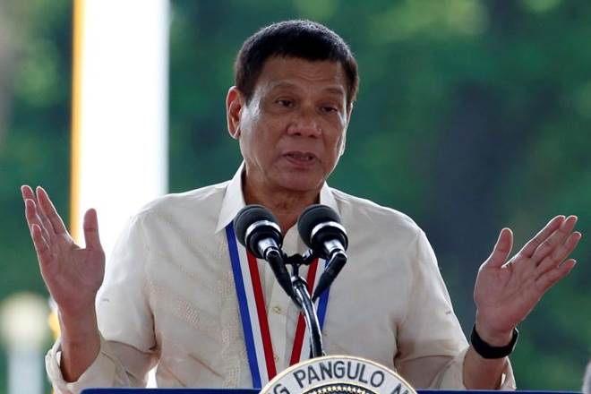 Philippines President Rodrigo Duterte not affected by ICC move (Source: Reuters)