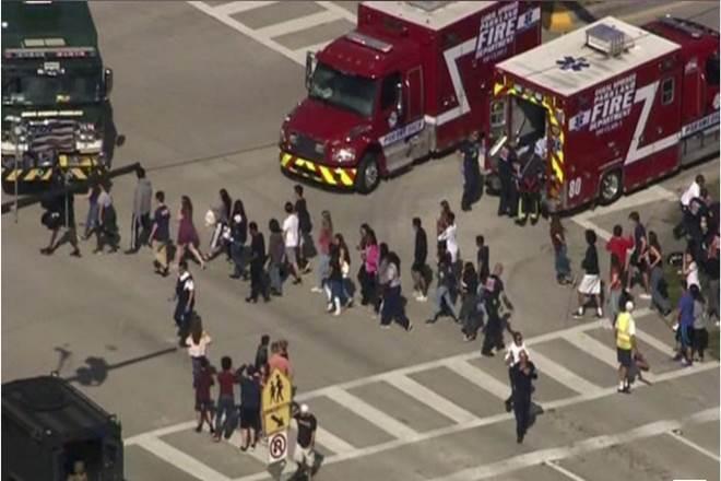 florida school shooting in us nikolas cruz