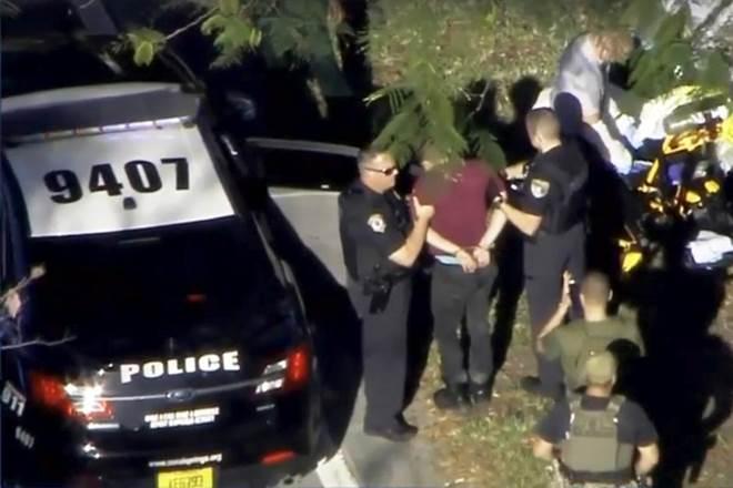 Florida gunman, florida shooting,Marjory Stoneman Douglas High School,Nikolas Cruz, US shooting,Sheriff Scott Israel