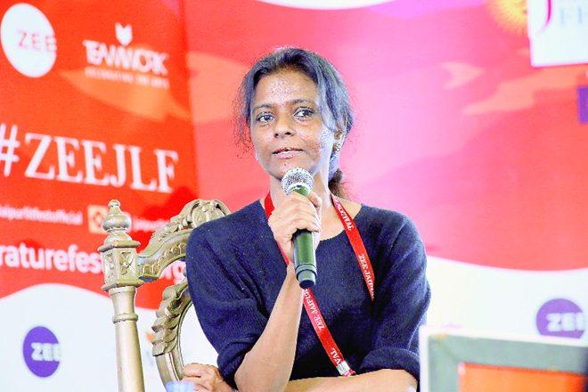 author Sujatha Gidla, jaipur literature festival, The Making of Modern India