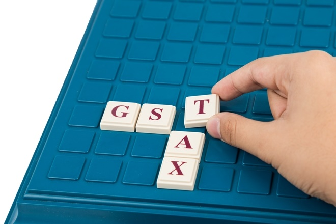 stagnant GST, GST, revenue, centreGST collection January