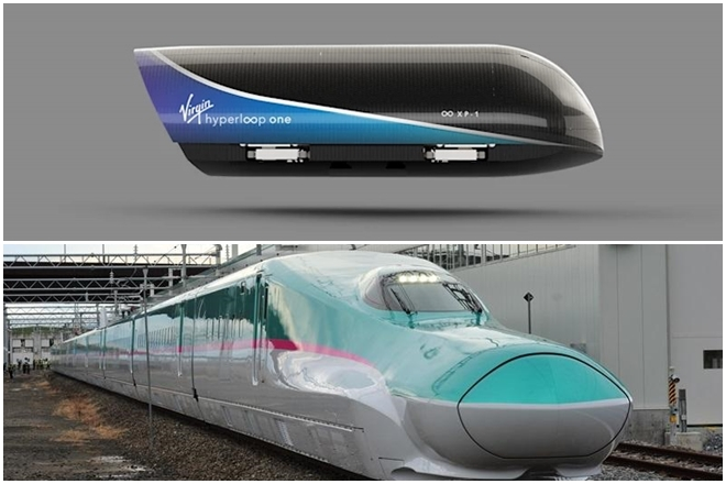 Hyperloop or bullet train: Which will come to Mumbai and Pune